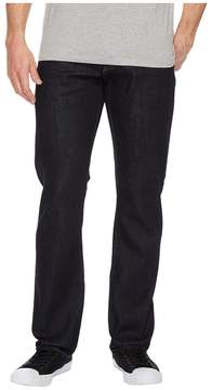 Mavi Jeans Zach Mid-Rise Straight Leg in Midnight Williamsburg Men's Jeans
