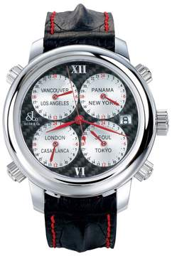 Jacob & co H24 Five Time Zone Automatic H24SSCF