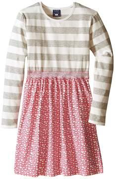 Toobydoo Sweetheart Sparkle Belt Dress (Toddler/Little Kids/Big Kids)