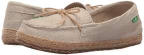 Sanuk Lei'd Back Women's Slip on Shoes