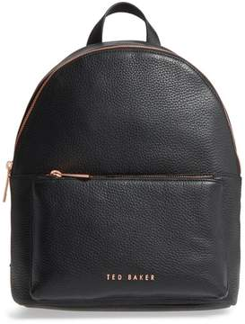 Ted Baker Pearen Soft Grain Leather Backpack