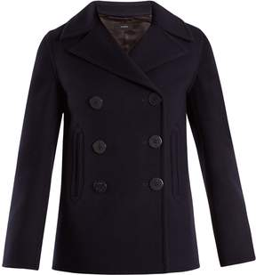 Joseph Hector double-breasted wool-blend pea coat
