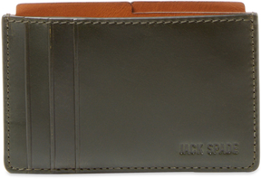 Jack Spade Men's Mitchell Leather File Wallet