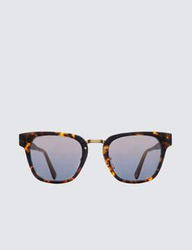 RetroSuperFuture Super By Giorno Peach Havana Sunglasses