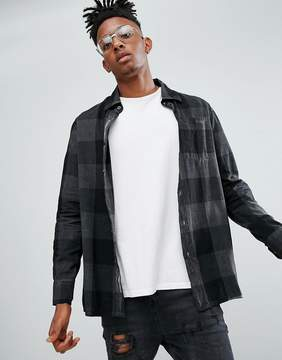 Dr. Martens Overdyed Gingham Shirt