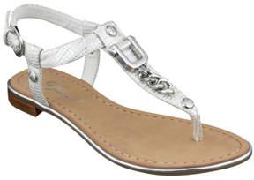 GUESS Rehan T-Strap Sandals