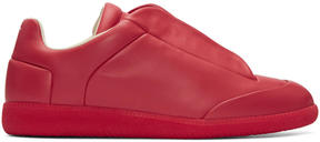 Maison Margiela Red Future Sneakers