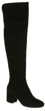 Franco Sarto Women's Korrine Over The Knee Boot
