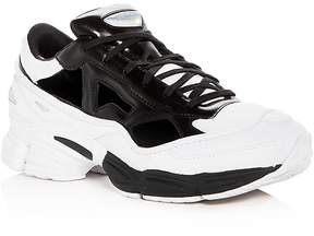 Raf Simons for Adidas Men's Replicant Ozweego Lace Up Sneakers