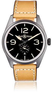 Bell & Ross Men's BR 123 Heritage Watch