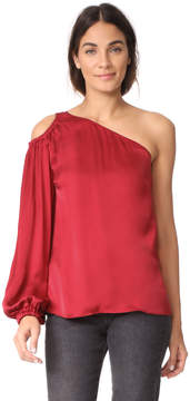 Elizabeth and James Denissa One Shoulder Top