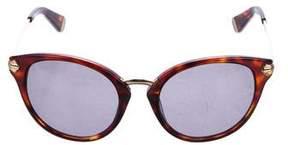 Zac Posen Bibi Tortoiseshell Sunglasses