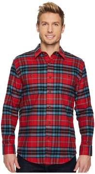 Pendleton Hawthorne Flannel Shirt Men's Long Sleeve Button Up