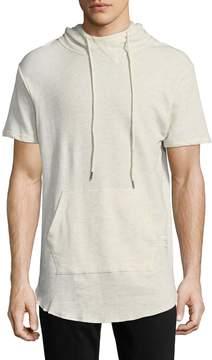Kinetix Men's Barbados Short Sleeve Hoodie