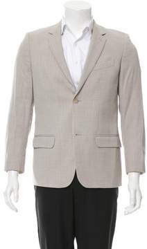 Marc Jacobs Virgin Wool Two-Button Blazer