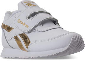 Reebok Toddler Girls' Royal Classic Jogger 2 Casual Sneakers from Finish Line