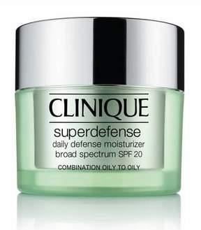 Clinique Superdefense Daily Defense Moisturizer Broad Spectrum SPF 20 Skin Types 3 & 4, 50ml