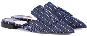 Altuzarra Izy striped slippers
