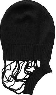 Rick Owens Mountain Skull wool hat