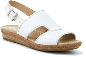 Naturalizer Reese Leather Slingback Sandal