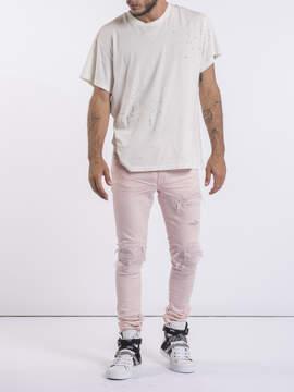 Amiri Mx1 patch jeans