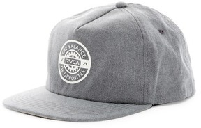 RVCA Railroaded 5-Panel Hat