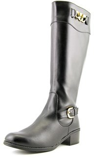 Karen Scott Darlaa Round Toe Synthetic Knee High Boot.