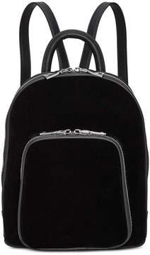 INC International Concepts I.n.c. Farahh Velvet Backpack