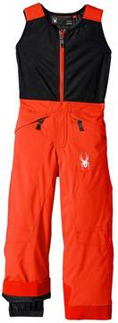 Spyder Mini Expedition Pants Boy's Suits Sets