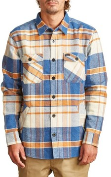 Brixton Men's Durham Flannel Shirt