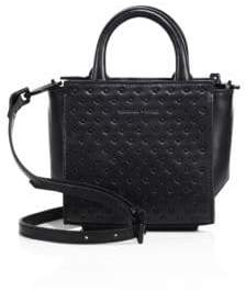 KENDALL + KYLIE Brook Nano Studded Leather Tote