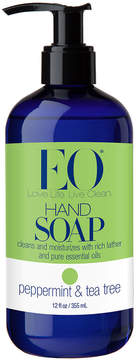 EO Peppermint & Tea Tree Liquid Hand Soap by 12oz Liquid Soap)