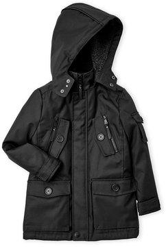 Urban Republic Boys 8-20) Hooded Faux Fur-Lined Coat