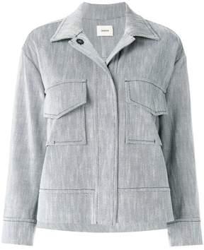 Odeeh boxy cropped jacket