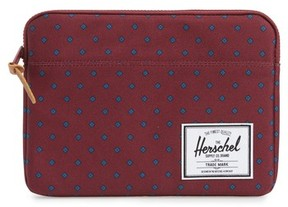Herschel Anchor Ipad Air Sleeve - Red