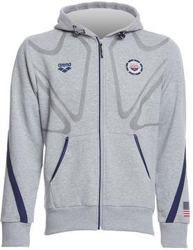 Arena Unisex National Hooded Jacket 8163896