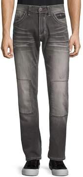 Affliction Men's Ace Fleur Washed Jeans