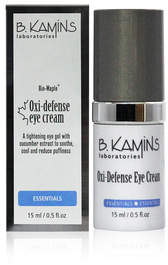B. Kamins Oxi-Defense Hydrating Eye Care