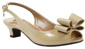 J. Renee Women's Landan Bow Slingback Sandal