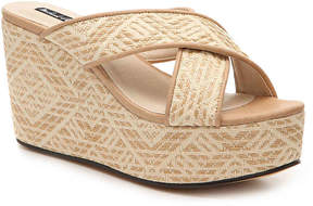 Michael Antonio Women's Gimble Wedge Sandal