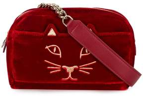 Charlotte Olympia cat waist bag