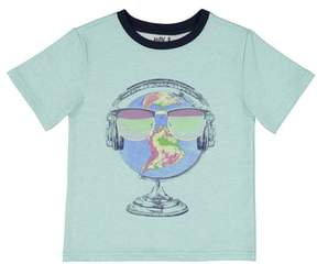 Andy & Evan Globe Graphic T-Shirt