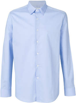 Paolo Pecora classic fitted shirt