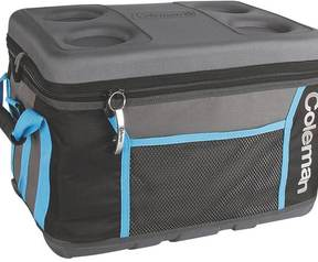 Coleman Great Day 75 Can Soft Collapsible Cooler 8130071