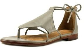 Corso Como Sunset Women Open Toe Leather Gladiator Sandal.