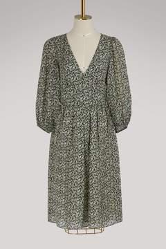 Vanessa Bruno Ilkie silk dress