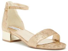 Steve Madden Jirene Ankle Strap Sandal (Little Kid & Big Kid)