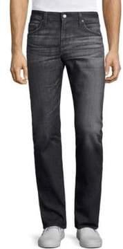 AG Jeans Matchbox Slim Straight Fit Jeans