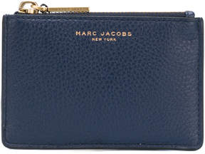 Marc Jacobs Gotham top zip multi wallet - BLUE - STYLE