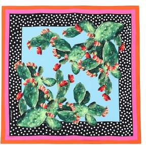 Dolce & Gabbana Exclusive to mytheresa.com – printed silk scarf